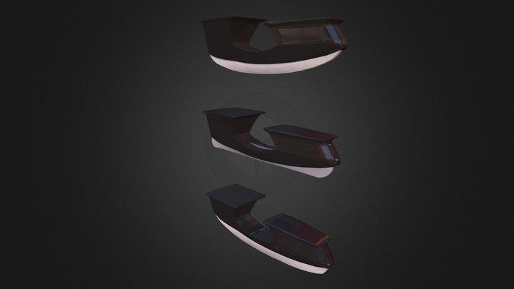 BladeBadprofile 3D Model