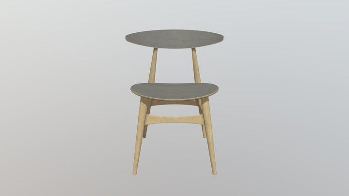 Chair CH33T 3D Model