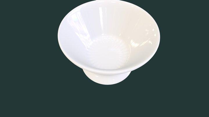 Sugar Cup 3D Model