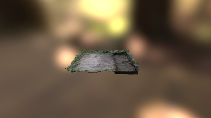 Trench 2 3D Model