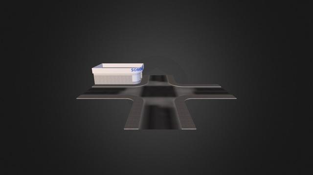 Proj Wesley 3D Model