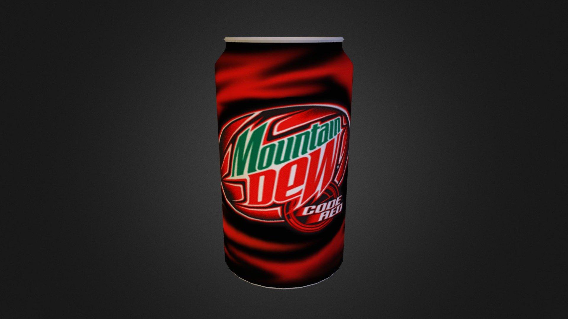 Fucking mountain dew bottle