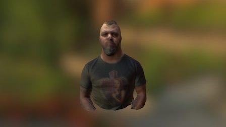 JakeSkan2 3D Model