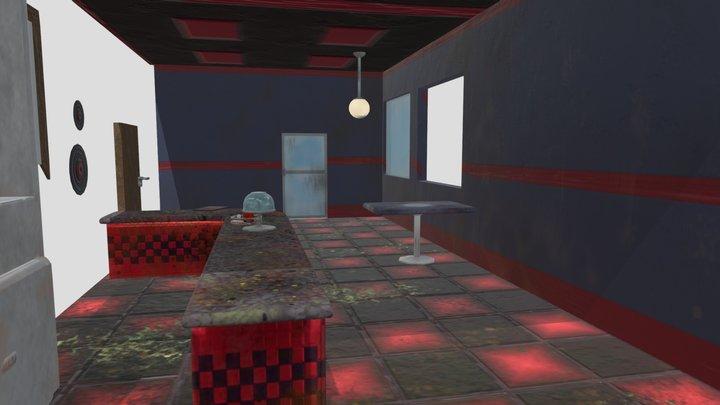 Full Scene 3D Model