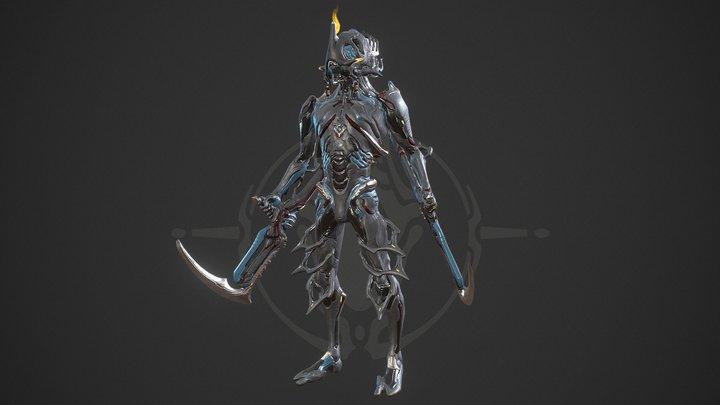 Nekros Cerberus Set 3D Model