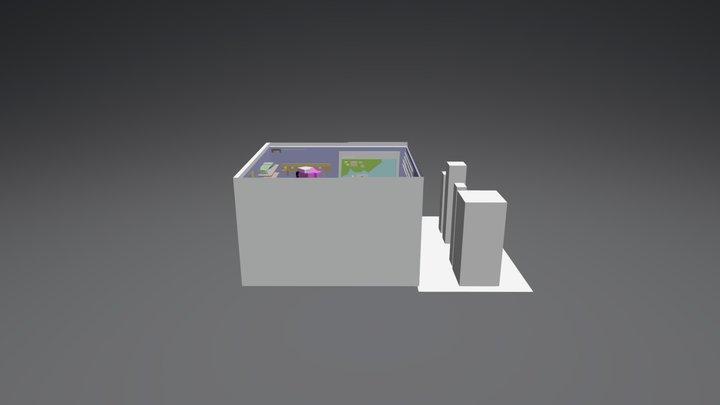 Dtop 3D Model