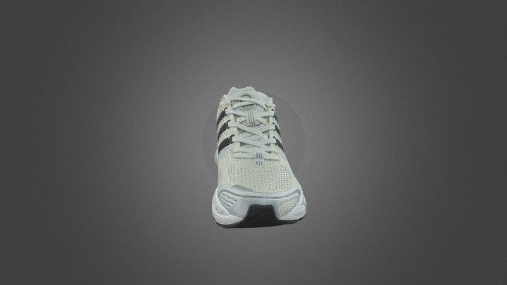 white shoe 3D Model