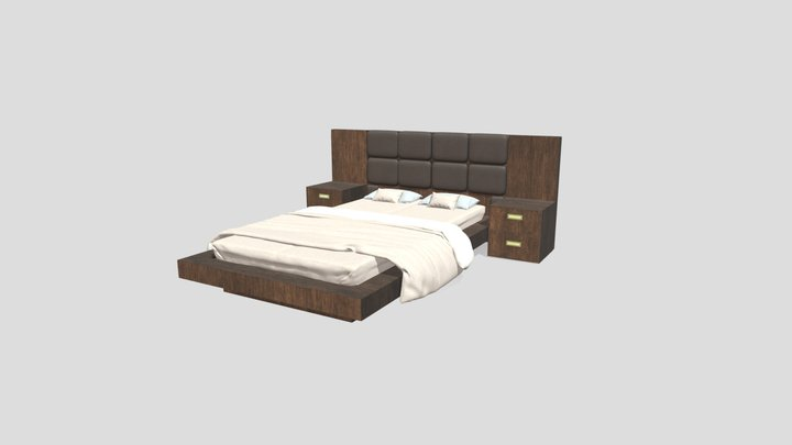 Bedfor Ar 3D Model