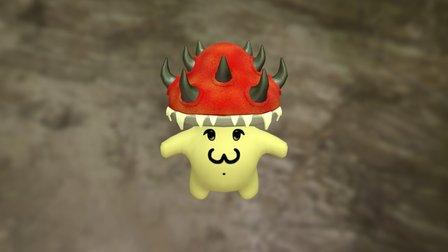 [Ragnarok Tribute] Spore 3D Model