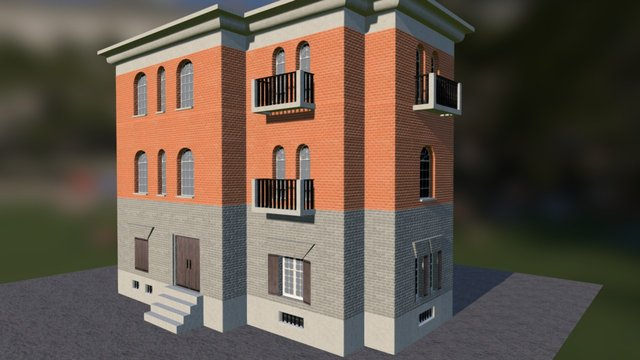 Ht16_Upg3_Realism 3D Model