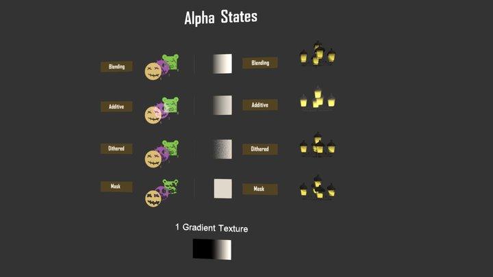 Alpha 3D Model