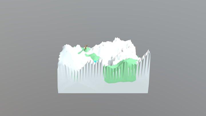 Tundra Map (1) 3D Model