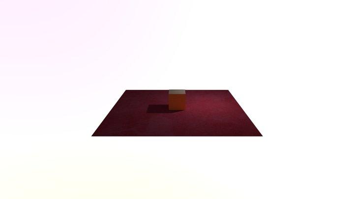 Test Bake 3D Model