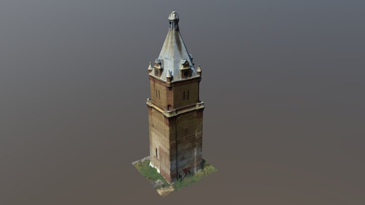 Tower-test2 3D Model
