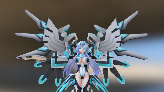 Rei Ryghts 3D Model