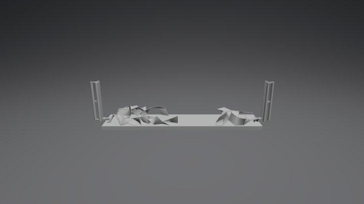Hypier 3D Model