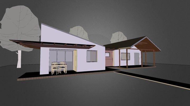FEST ARCHITEKCI elodia 3D Model