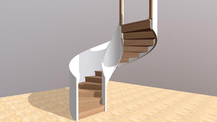 H.B 3D Model