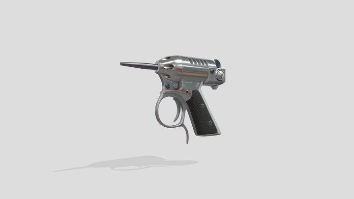 such as noisy cricket gun 3D Model