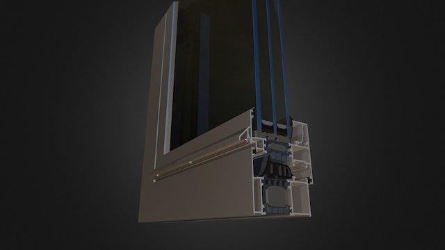 Proba sklopa lineal 77 3D Model