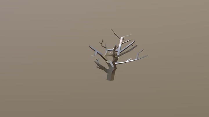Arbol 3D Model