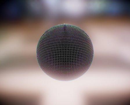 Ma Sphere Rb 3D Model