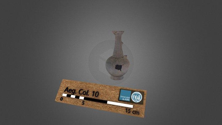 Zypriotic Vessel 3D Model