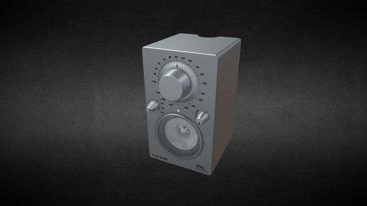 iPAL 3D Model