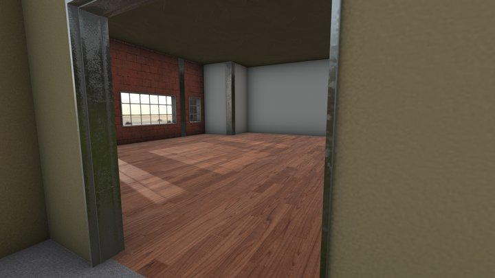 Conference Room1 3D Model