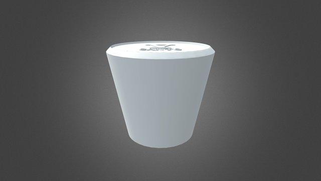 291116 Tappo Vcanto 3D Model