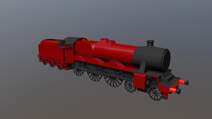 LMS Jubilee 3D Model