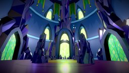 Castle of Friendship - First Look 3D Model