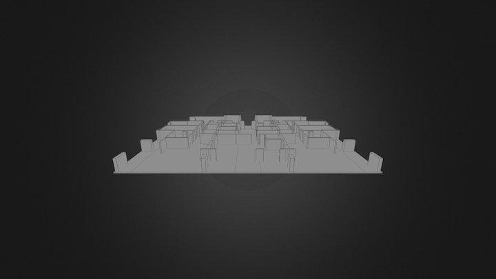 11floor KW 3D Model