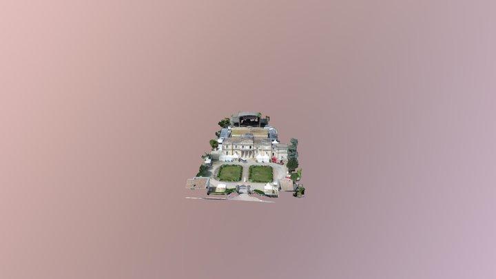 Festival ODP TALENCE 3D Model
