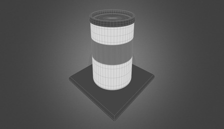 Kaffeholder 3D Model