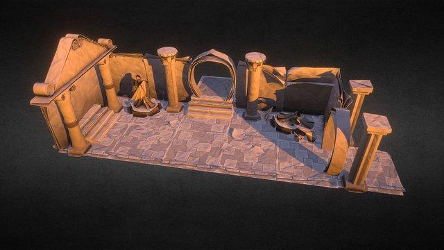 Epistory 3D Model