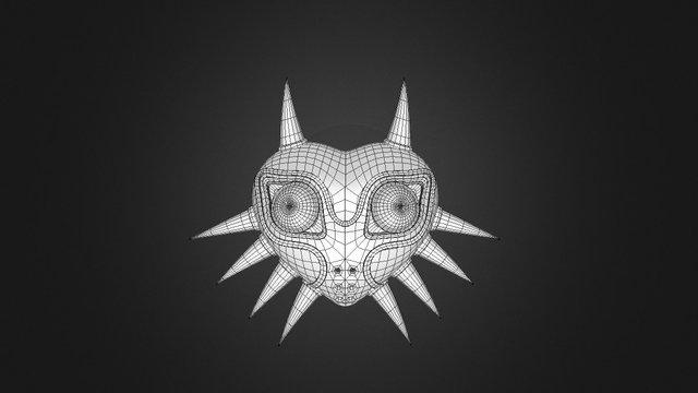 Majoras_Mask 3D Model