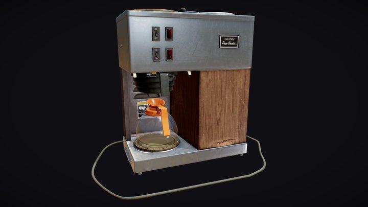 Bunn Pour O Matic 3D Model