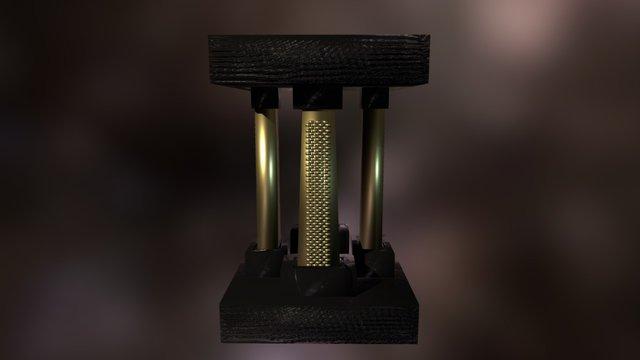The Column 3D Model
