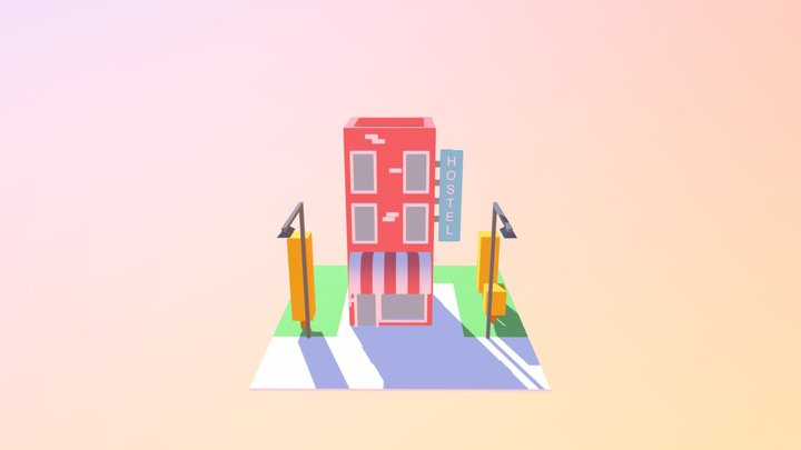 Prédio 2.0 3D Model