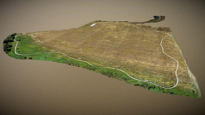 Swan Lake Conservation Area - Grasslands 3D Model