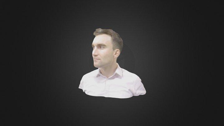 ReconstructMe SDK - Bust #3 3D Model