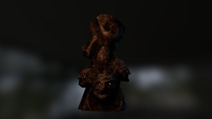 stub glave 3D Model
