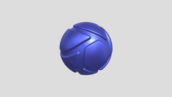 Shaderball 3D Model