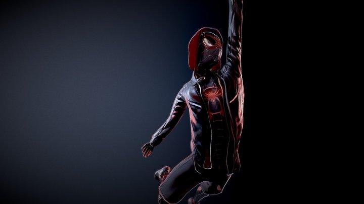 Spiderman new dimension 3D Model