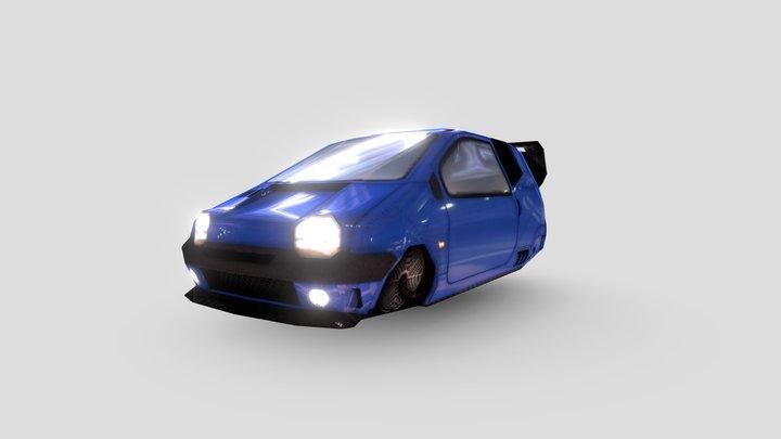 Revault SuperWingo 3D Model