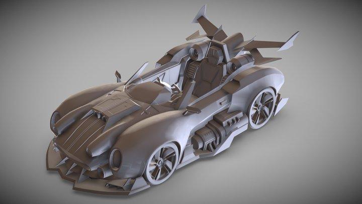 SpeedDrifter 0032 3D Model