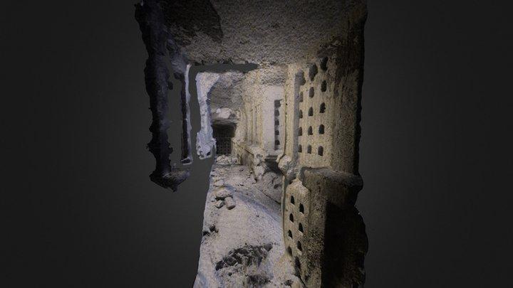 Beit Jibrin02 3D Model
