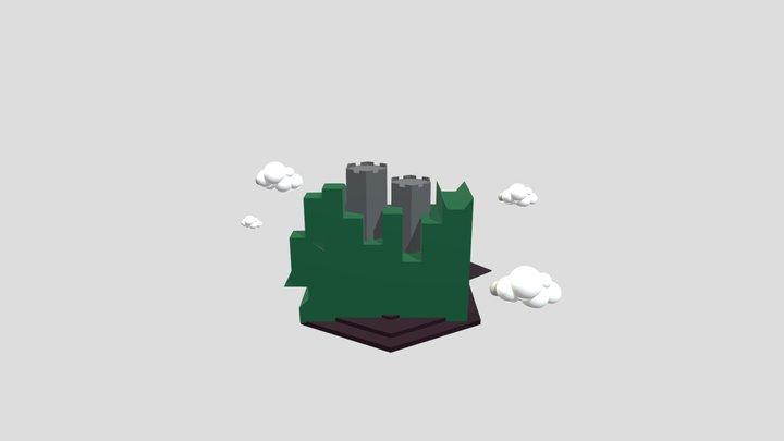Nuromancer Games 3D Model