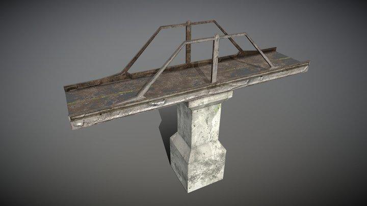 Modular Bridge post apo 3D Model